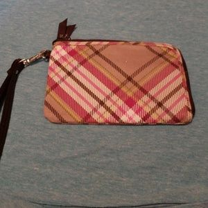 NWOT 31 wristlet with strap